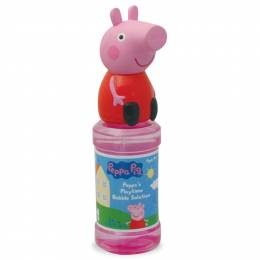 Play Visions Peppa Pig Playtime Bubble Solution