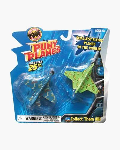 Puny Planes