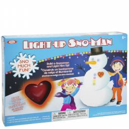 Alex Light-Up Snowman Kit