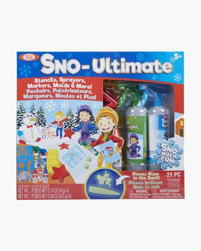 Sno-Ultimate Snow Art Kit