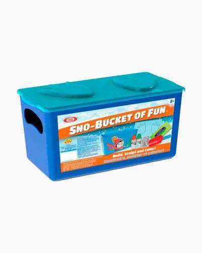 Sno-Bucket of Fun
