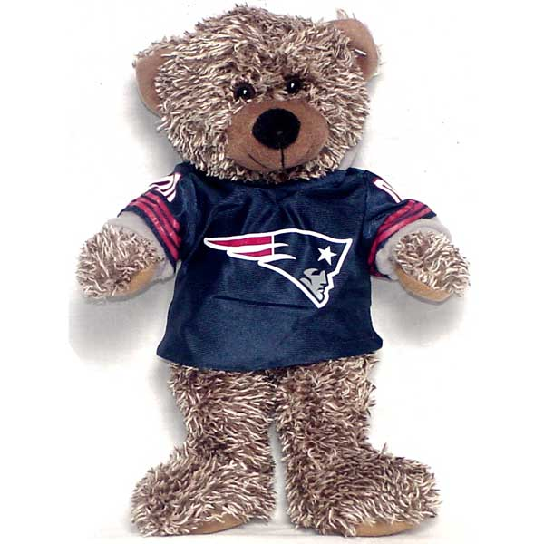 Prizes New England Patriots Jersey Bear Plush The Paper Store