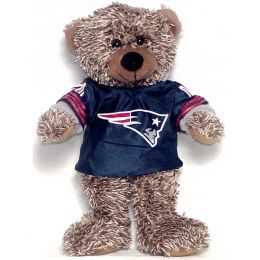 Prizes New England Patriots Jersey Bear Plush