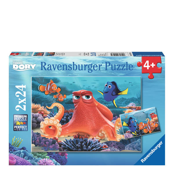 Ravensburger Disney/Pixar Finding Dory Jigsaw Puzzle 2-Pack (24 pc.)
