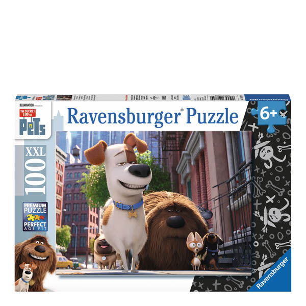 Ravensburger The Secret Life of Pets Jigsaw Puzzle (100 pc.)
