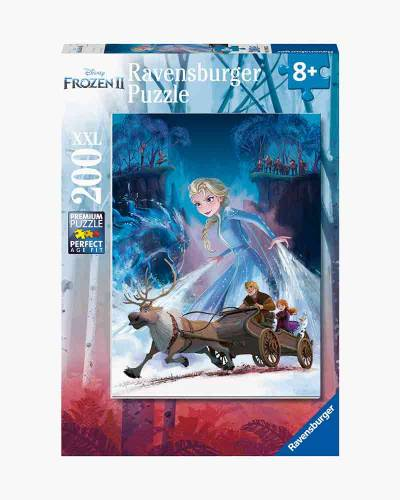 Disney's Frozen 2 The Mysterious Forest Jigsaw Puzzle (200 pc.)