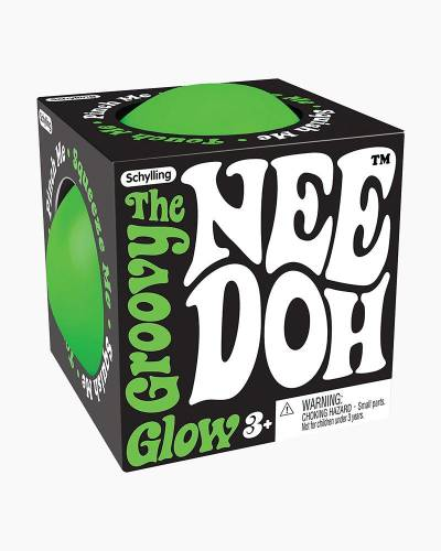 Nee-Doh Glow in the Dark Stress Toy