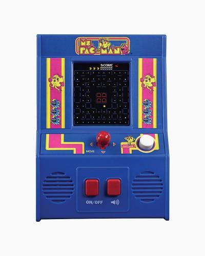 Ms. Pac-Man Mini Retro Arcade Game