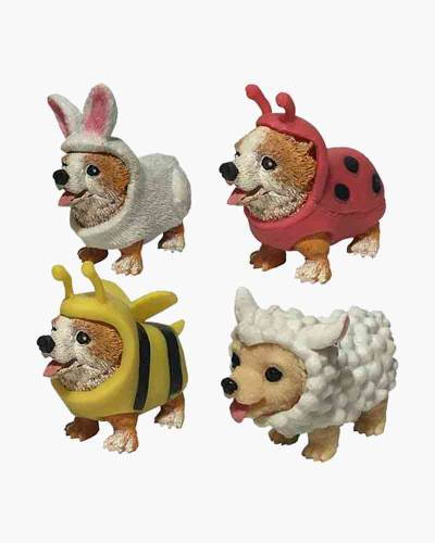 Party Puppy Figure (Assorted Styles)
