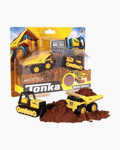 Tonka Metal Movers 2-Pack (Assorted)