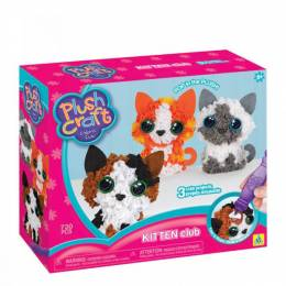 PlushCraft Plush Craft Kittens Kit