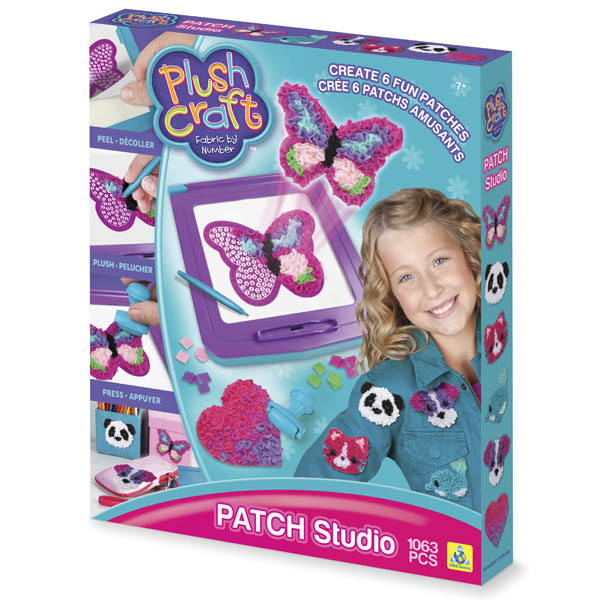 PlushCraft Plush Craft Patch Studio