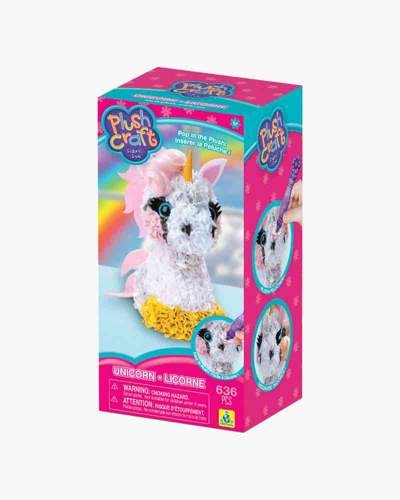 PlushCraft Plush Craft Unicorn Kit