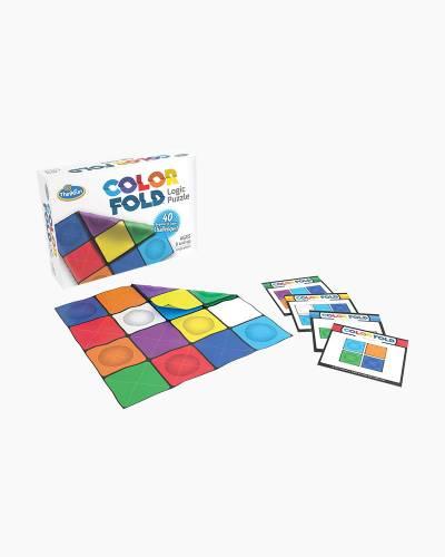 Color Fold Logic Game