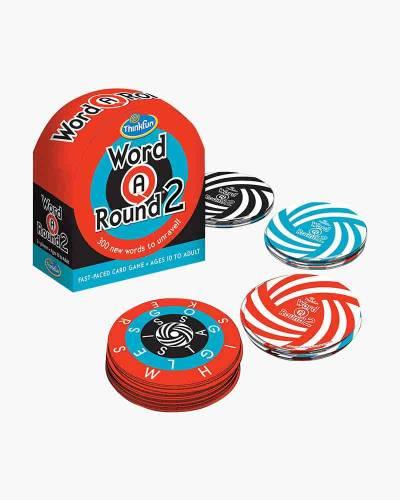 WordAround2 Card Game