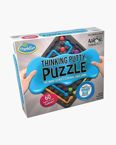 Thinking Putty Puzzle Game