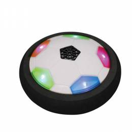 Toysmith Ultra Glow Air Power Soccer Disk