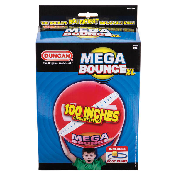Duncan Mega Bounce XL Ball