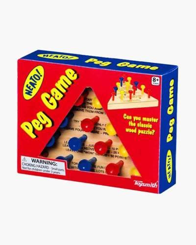 Classic Peg Game
