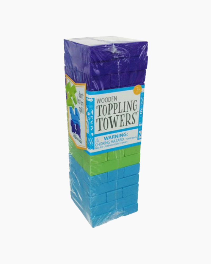 Toysmith Toppling Towers Game