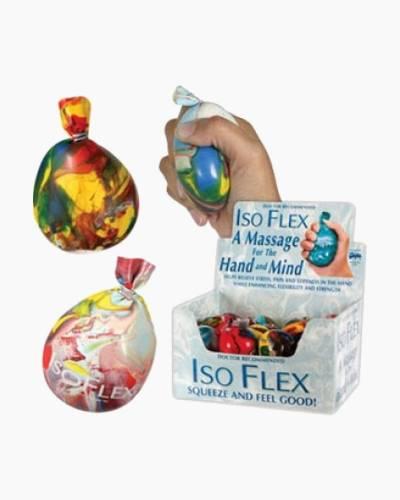 Iso Flex Stress Ball (Assorted)