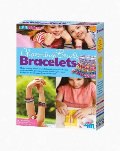 Charming Beads Bracelets Activity Kit