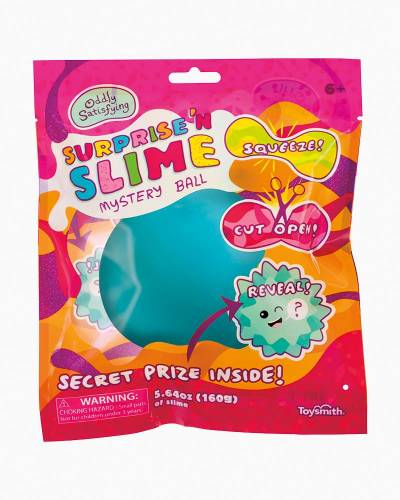 Surprise Slime Mystery Ball