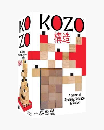 Kozo Strategy Game