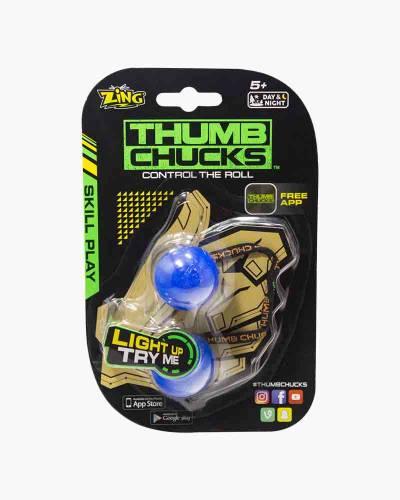 Thumb Chucks (Assorted Colors)