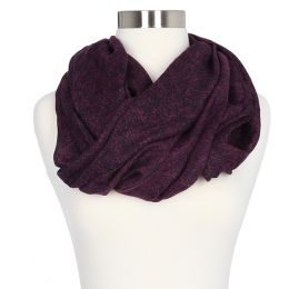 Gena Accessories Ornate Paisley Infinity Scarf