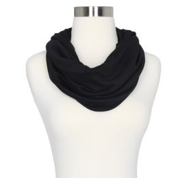 Gena Accessories Solid Infinity Scarf