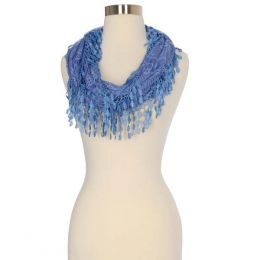 Gena Accessories Lace Infinity Scarf