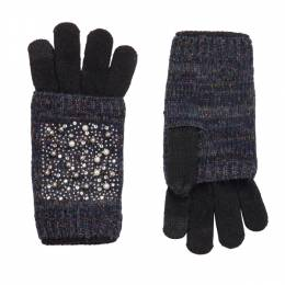 Gena Accessories Glam Glove Wristie Set