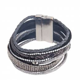 The Paper Store Multi-Layer Wrap Bracelet