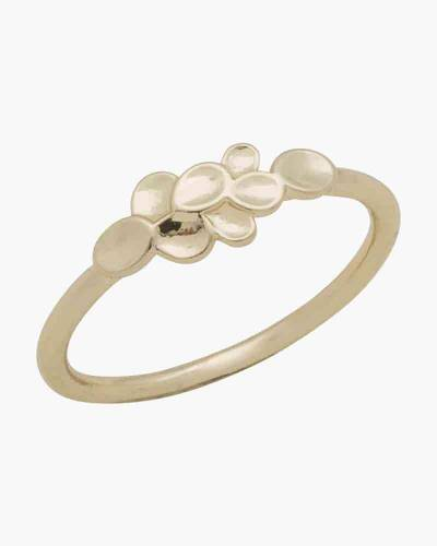 Gold Petals Layer Ring