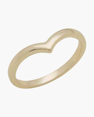 Gold Dip Layer Ring