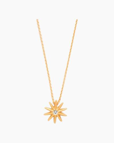 Bask in the Sun Sea La Vie Necklace (16-inch)