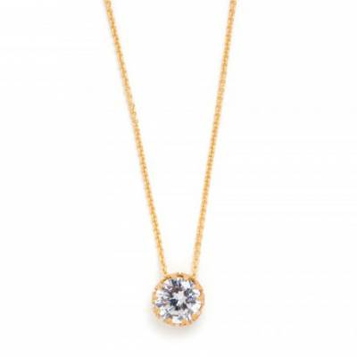 Dance Gem Sea La Vie Necklace (16-inch)