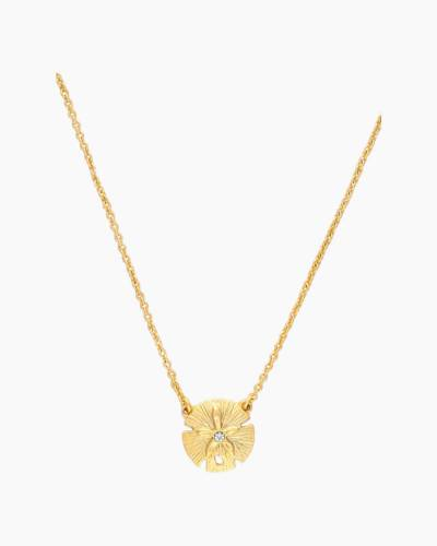 Sea Wonders/Sand Dollar Sea La Vie Necklace