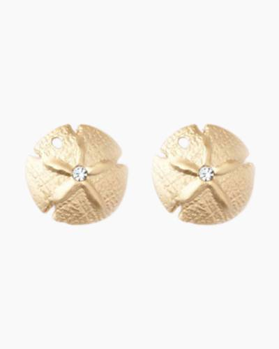 Sea Wonders Sand Dollar Earrings