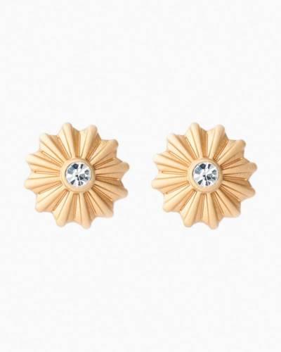 Celebrate/Sunburst Sea La Vie Stud Earrings