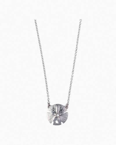 Sea Wonders Sea La Vie Necklace 18-inch - Silver