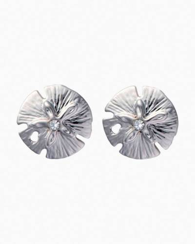Sea Wonders Sand Dollar Sea La Vie Earrings