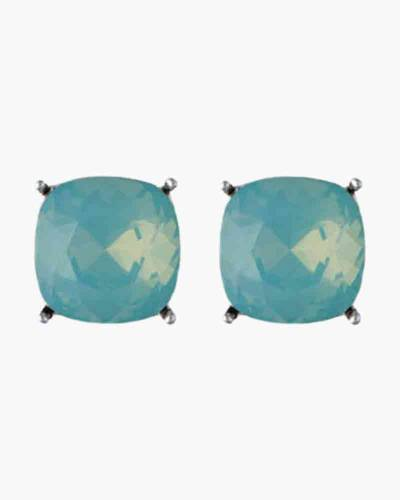 Sea La Vie Be Marry Stud Earrings - Silver