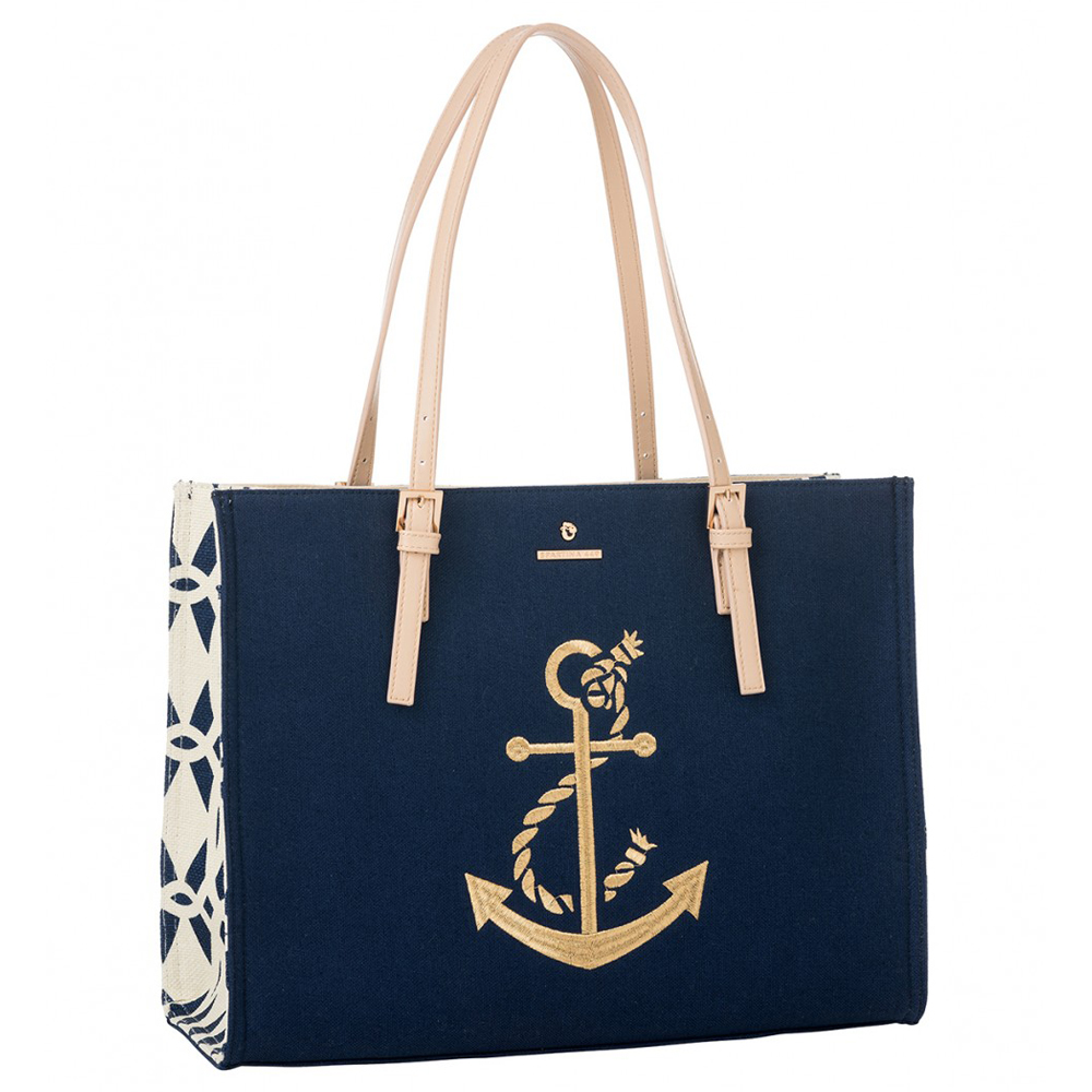 Spartina 449 Anchor Sand Tote in Tybrisa