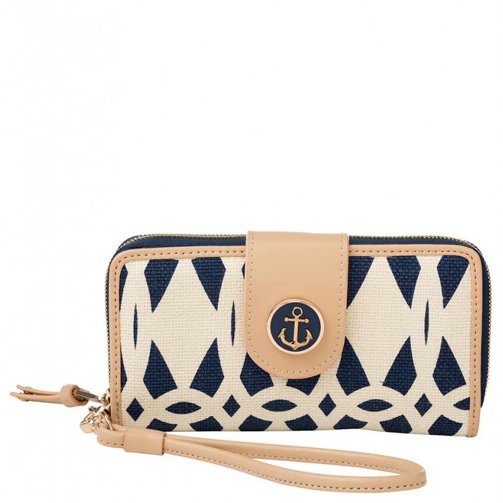 Spartina 449 Yacht Club Wallet in Tybrisa