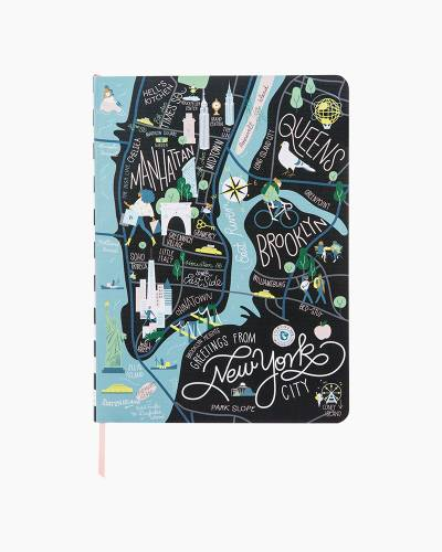New York City Ruled Notebook