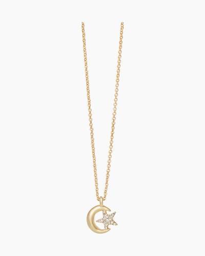 Sea La Vie Shooting Star Necklace