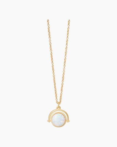Sea La Vie To the Moon and Back Necklace
