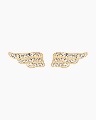 Sea La Vie Fly Stud Earrings